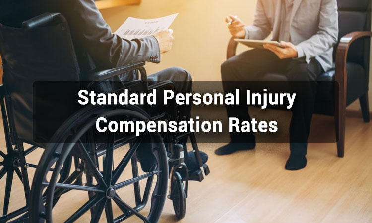 What-are-Standard-Personal-Injury-Compensation-Rates