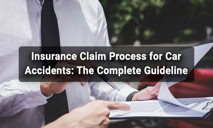 Insurance Claim Process for Car Accidents [Lawyer Guide] | Airdrie Lawyer