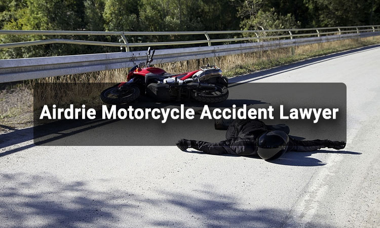 Airdrie Motorcycle Accident Lawyer