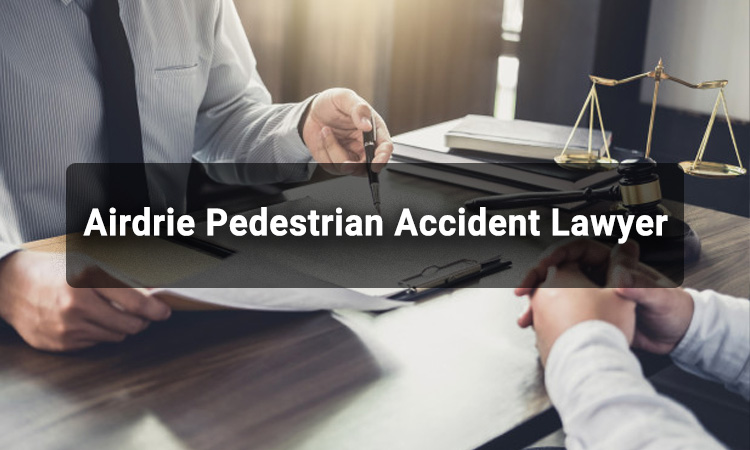 Airdrie Pedestrian Accident Lawyer