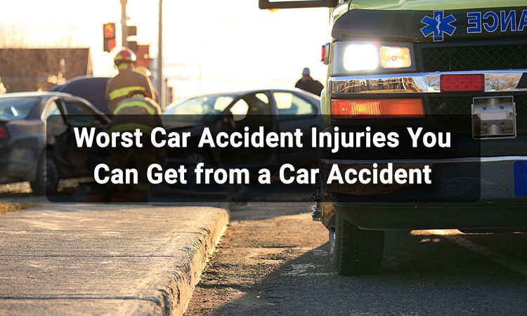 Worst Car Accident Injuries in Canada [AB] | Airdrie Personal Injury Lawyer