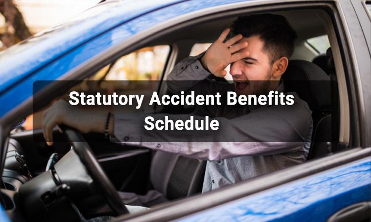 Statutory Accident Benefits Schedule