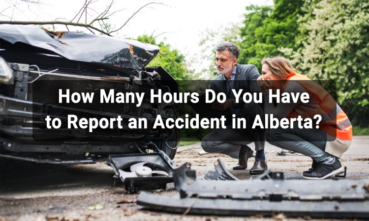 Report an Accident in Alberta